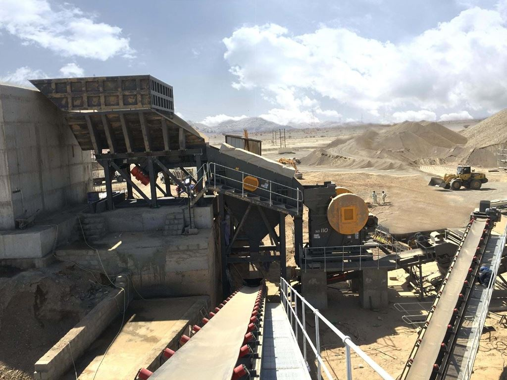 WHAT IS A SECONDARY IMPACT CRUSHER