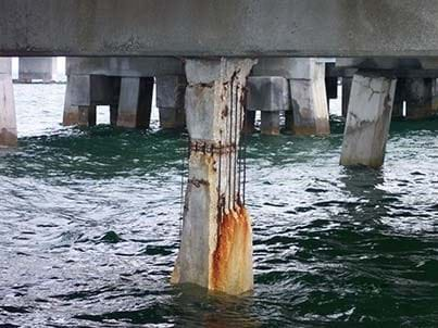 CASE STUDY: CONCRETE FAILURE - BRIDGES