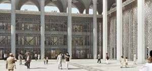 MEKA SOLUTION PARTNER OF LAFARGE FOR THE GREAT MOSQUE OF ALGIERS PROJECT