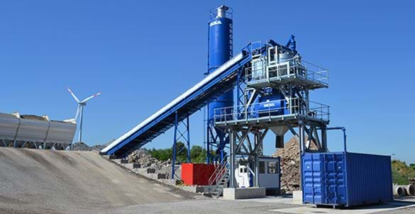 Ready-Mix Concrete Batching Plants