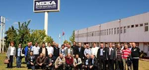 MEMBERS OF IMMB PAID A VISIT TO MEKA