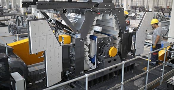 Crushing, Screening and Washing Plants