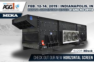 MEKA WILL BE AT NSSGA AGG1 2019 IN INDIANAPOLIS