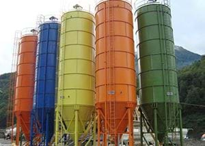 Cement and Powder Silos