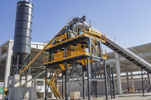 MEKA CONCRETE BATCHING PLANT SOLUTIONS FOR PRECAST CONCRETE PRODUCTION