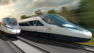MEKA CONCRETE PLANTS MEET THE CONCRETE NEED OF HS2 HIGH-SPEED RAIL PROJECT