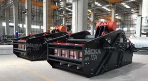 TWO MEKA DEWATERING SCREENS HAVE BEEN INSTALLED IN NEW ZEALAND