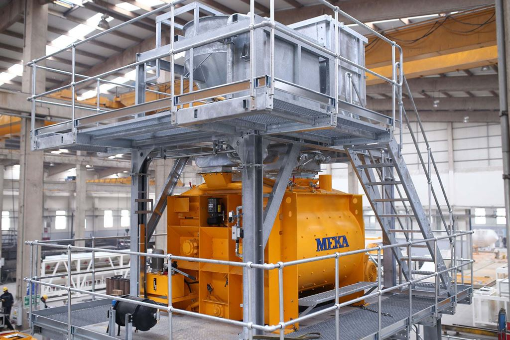 meka-k140-stationary-concrete-batching-plant
