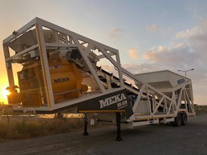 MEKA MB-60M WILL MEET THE CONCRETE DEMAND OF THE FIRST RENEWABLE ENERGY INSTALLATION IN THE REPUBLIC OF DJIBOUTI
