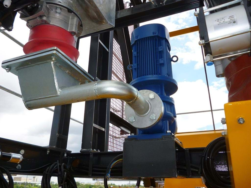 Single Shaft Mixers