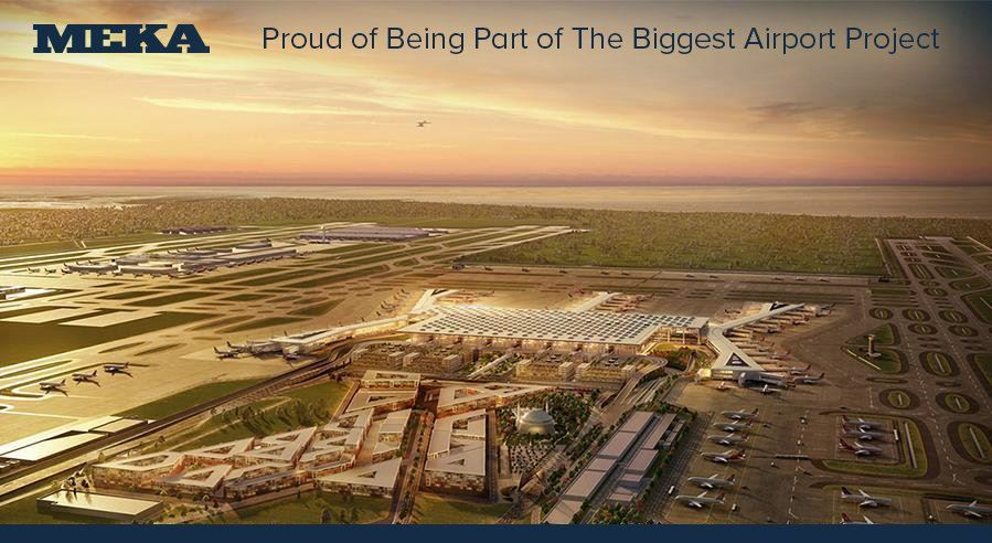 New İstanbul Airport Project