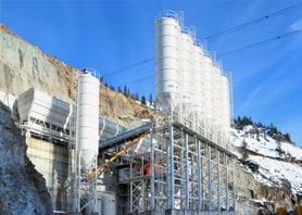 RCC Concrete Batching Plants