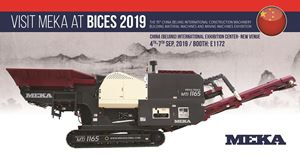 MEKA INVITES YOU BICES 2019, CHINA ON 4-7 SEPTEMBER